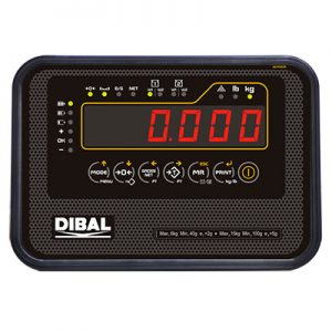 DMI610 ABS visor plataforma