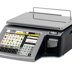 d900 dibal tactil