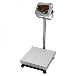 plataforma de columna DMI-610 INOX