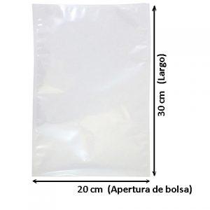 Bolsa de Vacio de 20x30 cm