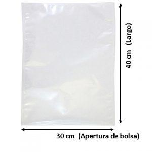 Bolsa de Vacio de 30x40 cm