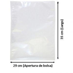 Bolsa de vacío de 29x35