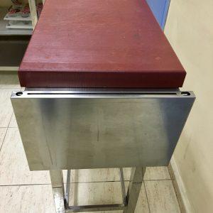 Pilón de corte para carnicería