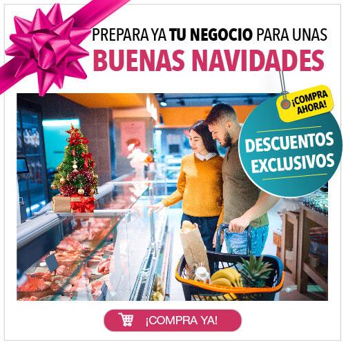 Promoción navidad 2021: Maquinaria de alimentación y hostelería
