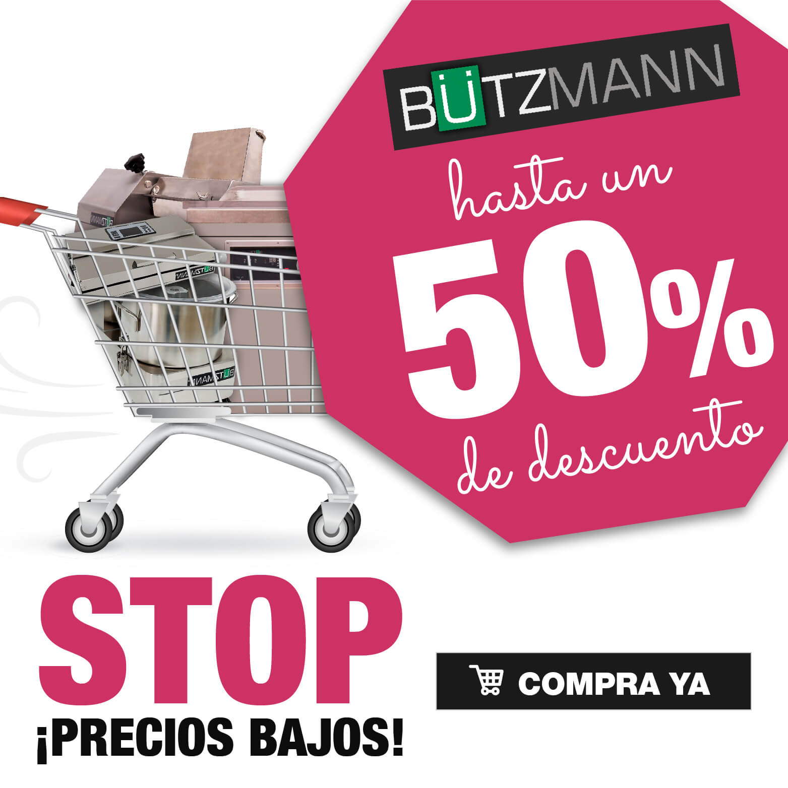 Promoción BÜTZMANN
