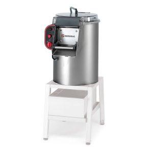 Máquina peladora de patatas profesional para pelar hasta 10 kilos de patatas por ciclo