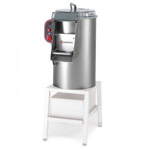 Máquina peladora de patatas profesional para pelar hasta 20 kilos de patatas por ciclo