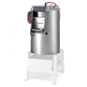 Máquina peladora de patatas profesional para pelar hasta 30 kilos de patatas por ciclo