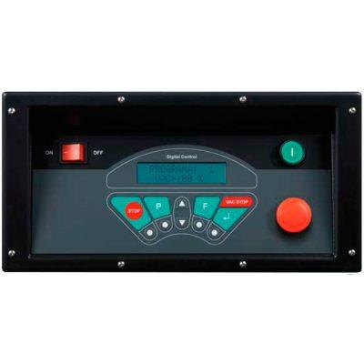 Panel de control digital