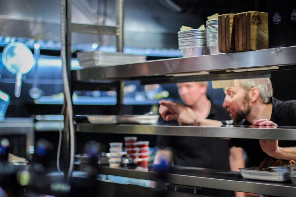 imprescindibles para organizar cocina restaurante